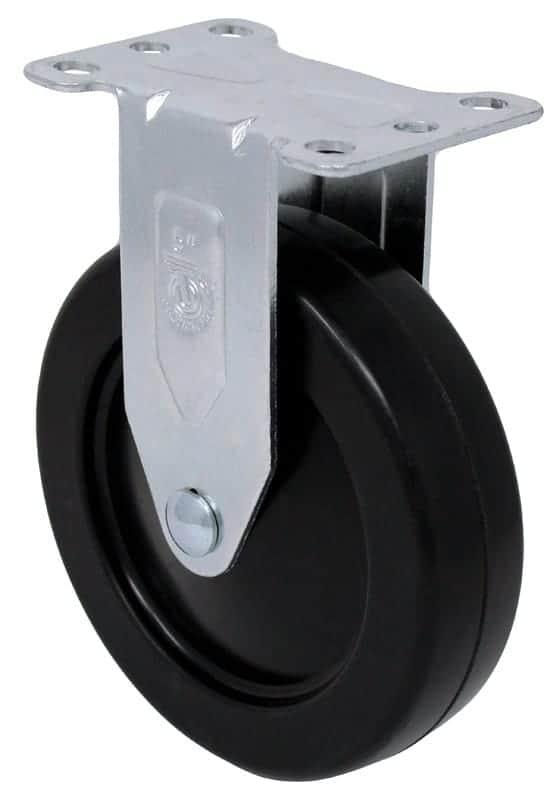 5″ Rigid Polyolefin Top Plate 2-3/8 x 3-5/8 Total Lock
