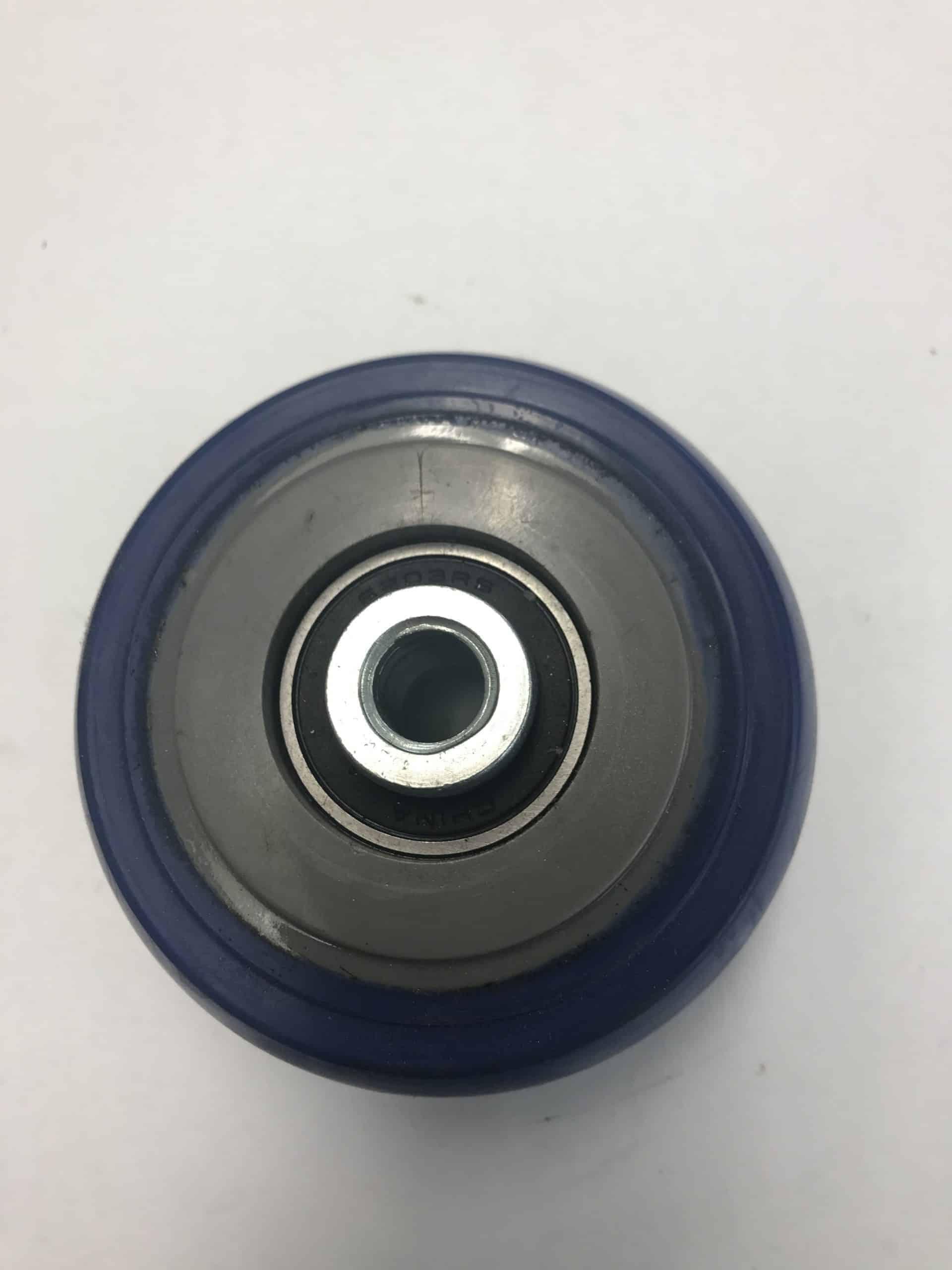 4″ Ergo Blue Wheel 300lb Load Cap ***Limited Supply***